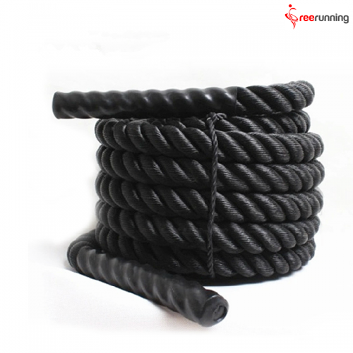 Poly Dacron Battle Rope Exercises