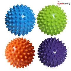 Spiky Massage Ball Trigger Points