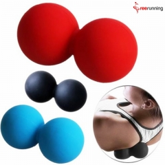Physical Therapy Massage Peanut Lacrosse Ball Exercises