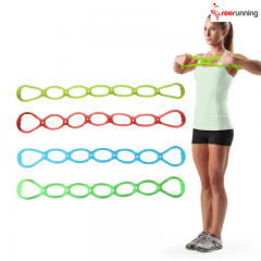 Hand Stretch Power Resistance Bands Exercises