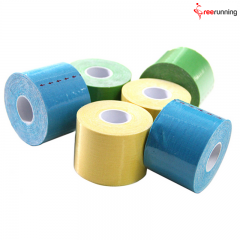 Support For Athletic Sports Kinesio Tape Therapy