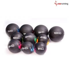 Fitness Rubber Medicine Ball Weight Loss