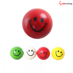 Stress Relief Smiley Ball For Hand Exercise
