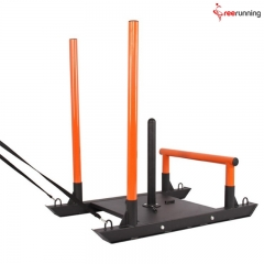 Push Pull Training Sled Pull Crossfit