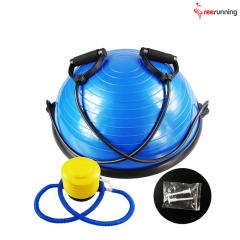 Bosu Ball Exercises With Foot Pump