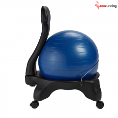 Home Or Office Balance Ball Chair Exercises
