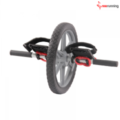 Fitness Trainer Power Stretch AB Wheel Roller