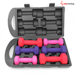 9KG Neoprene Dumbbell Carry Case