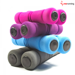 Foam Coated Gym Dumbbell