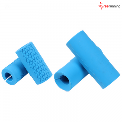 Weight Lifting Barbell Grip Silicone