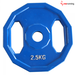 Rubber Coated Weight Plates Wholesale