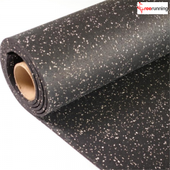 Non-Slip And Workout Mats For Home Gym Durable Rubber Flooring