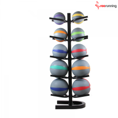 Tree Stand Medicine Ball Storage Rack